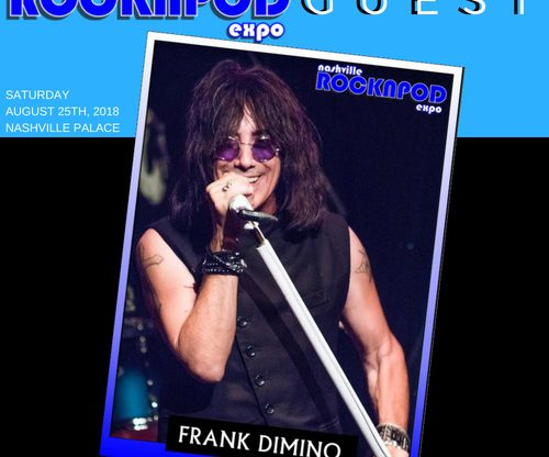 danny farrow, frank, punky, angel, rock, metal, music, nashville, expo