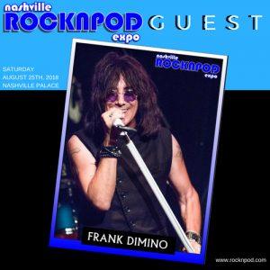 danny farrow, frank, punky, angel, rock, metal, music, nashville, expo
